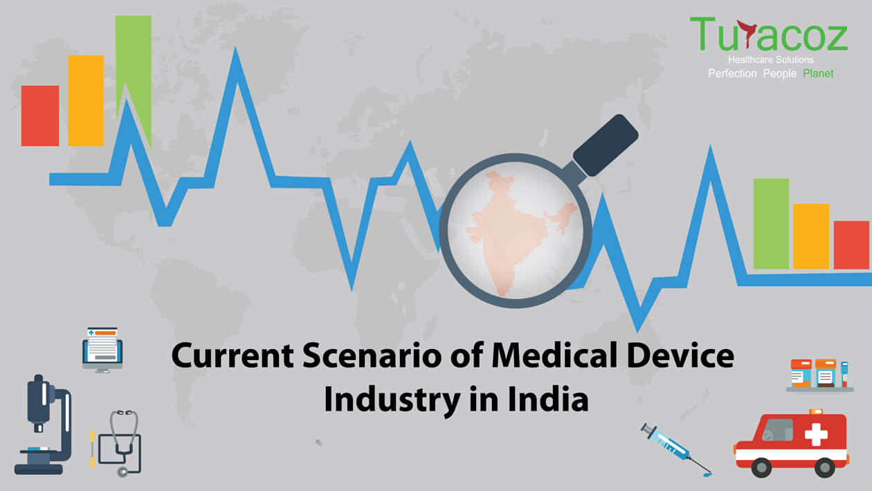 Current Scenario of Medical Device Industry in India
