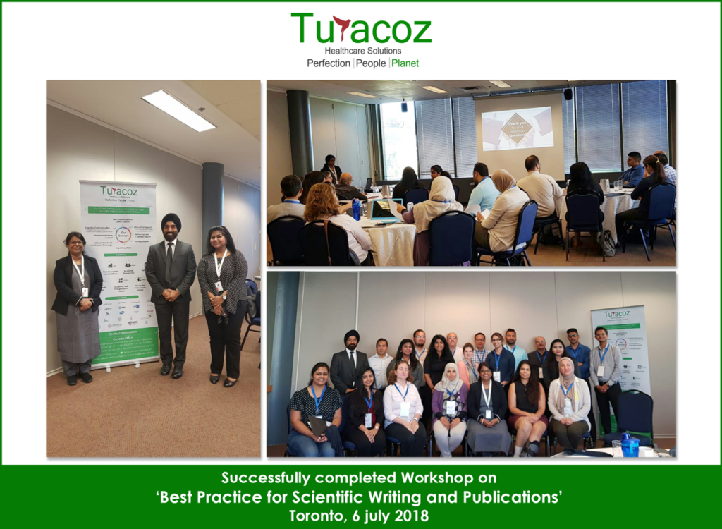 Turacoz Healthcare Solutions workshop